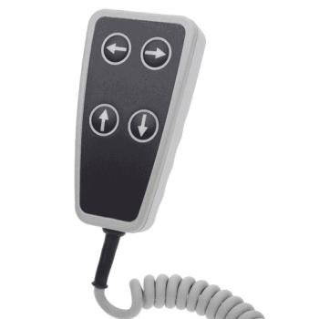 6310-8140-3000 Telecommande electrique noire