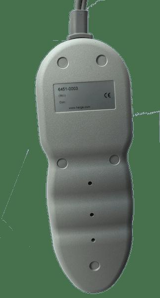 pneumatic hand control