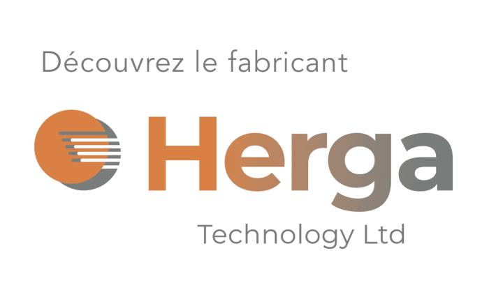 fabricant herga technology revendeur