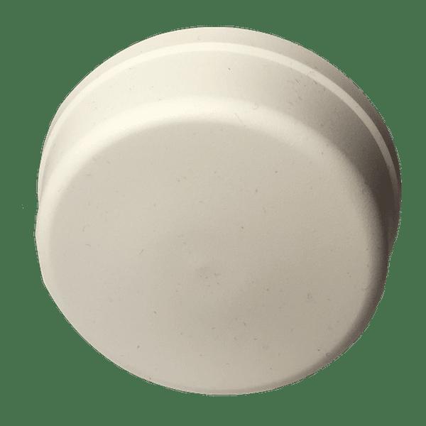 champignon blanc à air avec tube 6439-cbbz-0000