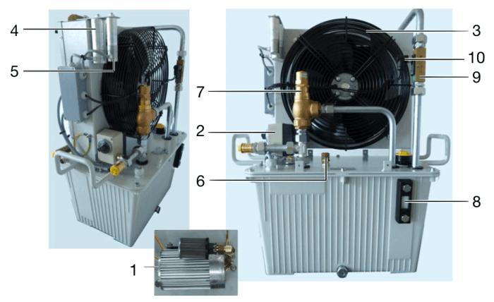 Système de refroidissement OL4503