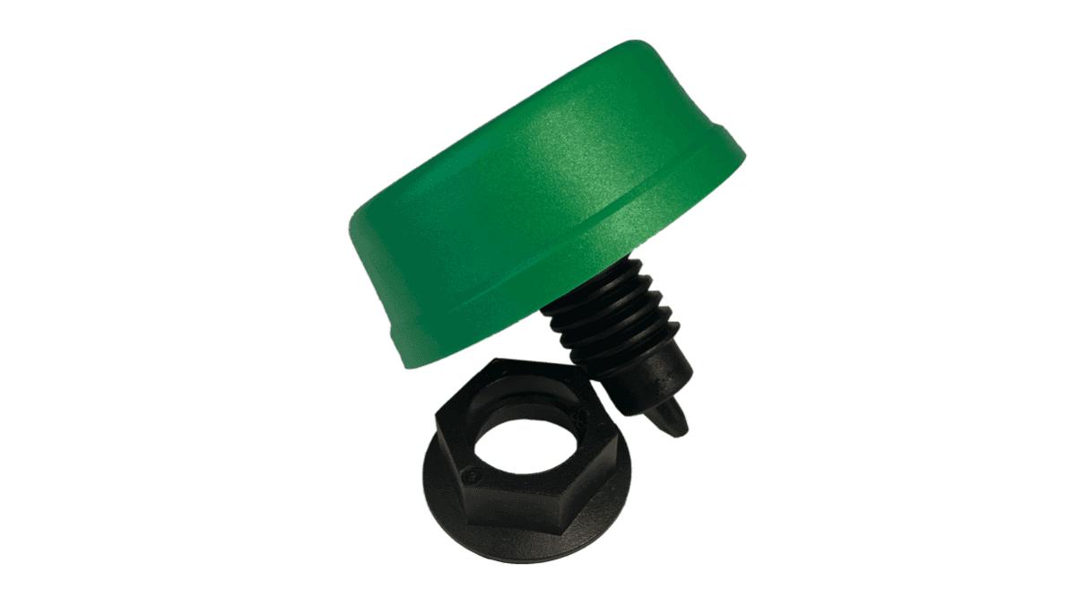 6433-0015 soufflet à visser vert