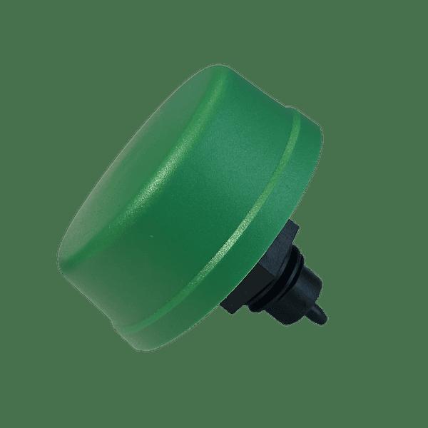 6433.0015 bouton pneumatique herga vert 63 cm