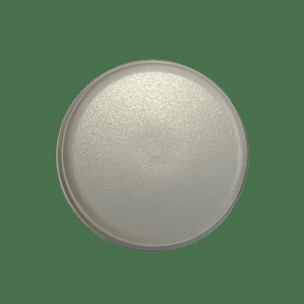 bouton à air gris en façade 6433