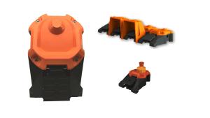 pédale industrielle pour machines outils 6256