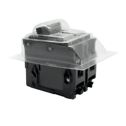 protection transparante pour disjoncteur à bascule