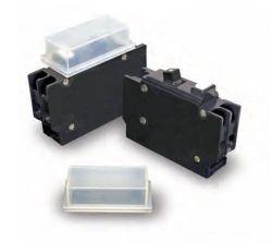 protection transparente pour disjoncteur