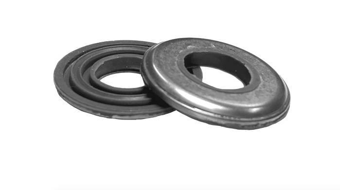 rondelle avec joint pour etancheite