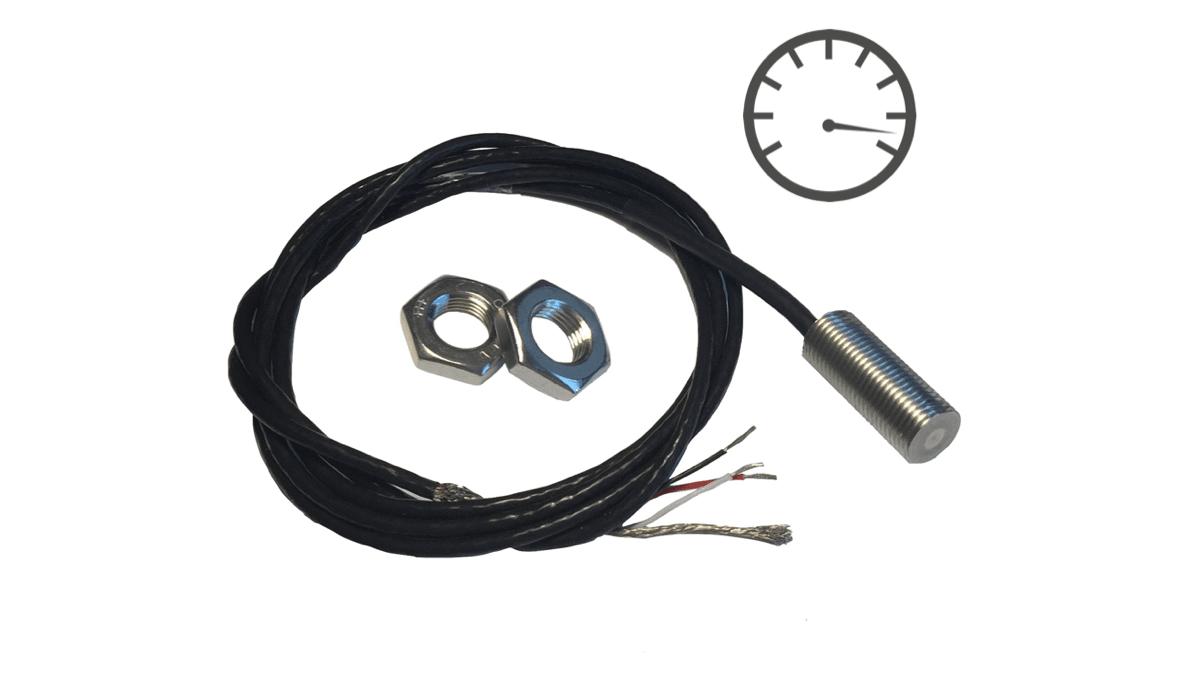 capteur de vitesst inox M10 etanche