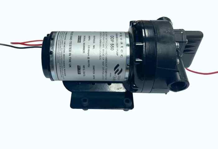 Pompe aquatec 3,5 A @ 60 PSI