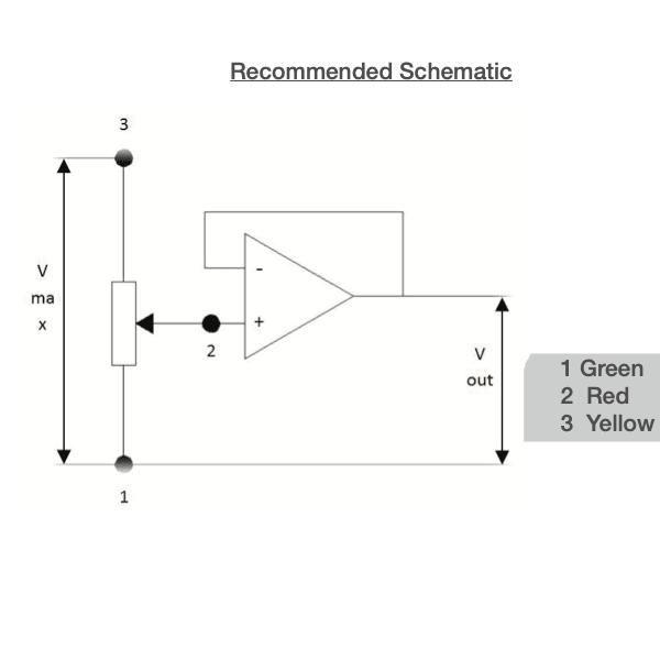 schema recommandé pour 6253 6256 pot