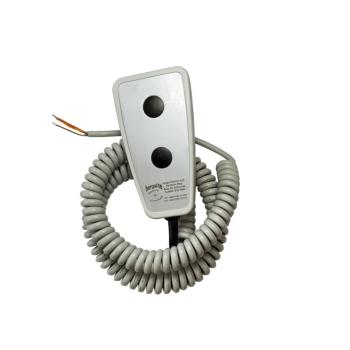 telecommande 2 boutons 1 A 24V 1PX7 crochet 6310
