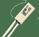 Thermostat bi-lame série O
