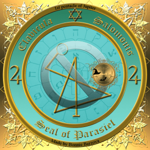 This is the seal of Parasiel.