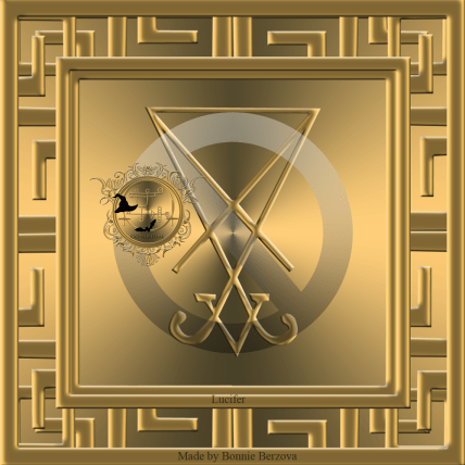 The seal of Lucifer