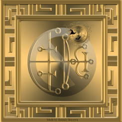 The seal of Aim