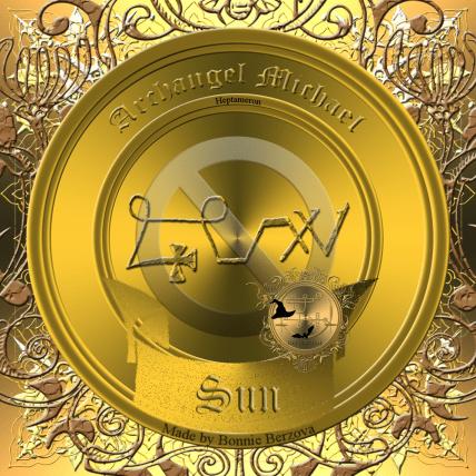 The seal of Michael (Sun)