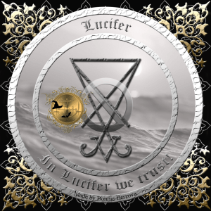 This is also the seal of Lucifer (also from Grimorium Verum.