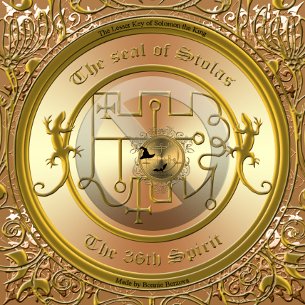 The seal of Stolas
