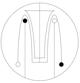 Demon Sonus는 인위적으로 만들어진 독립 체이며 이것이 그의 인장입니다.