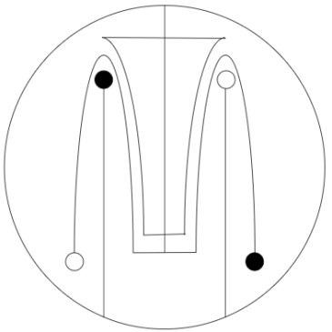 This is the seal of demon Sonus, an artifially created entity.