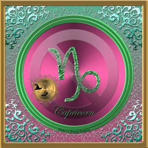 Capricorn is the 10th Zodiac sign and it is connected to the Element of Earth.
