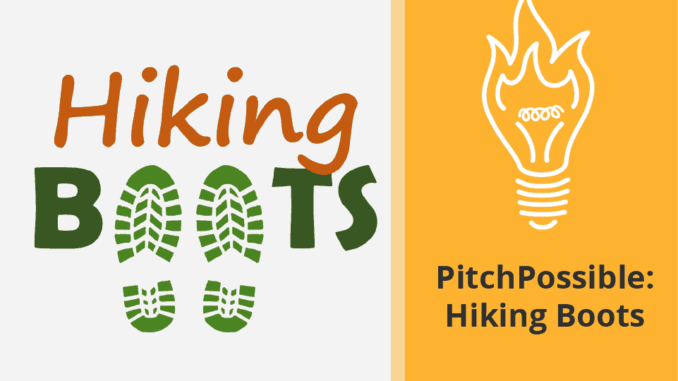 Pitch Possible Hiking Boots