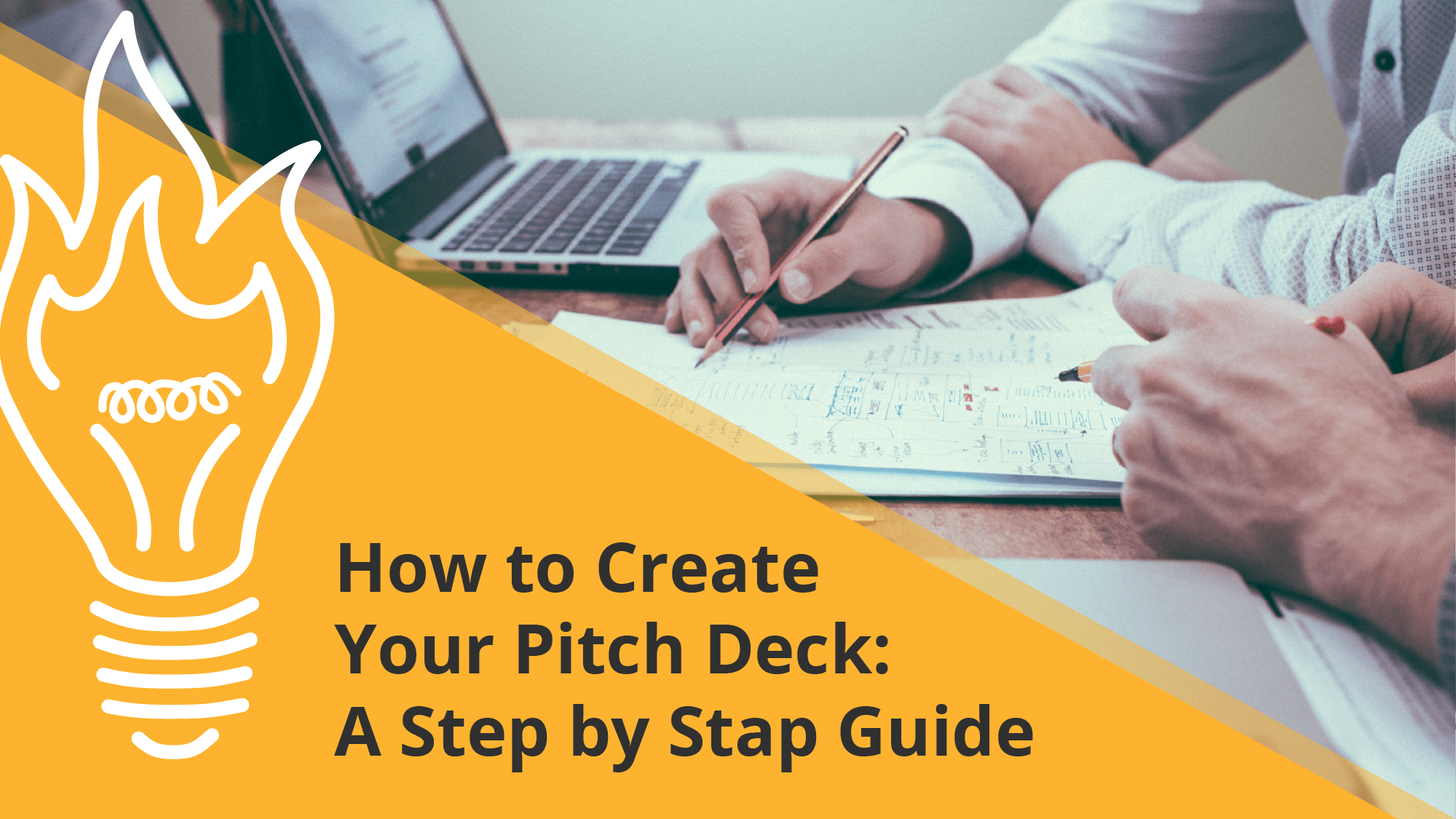 How to create a pitch deck
