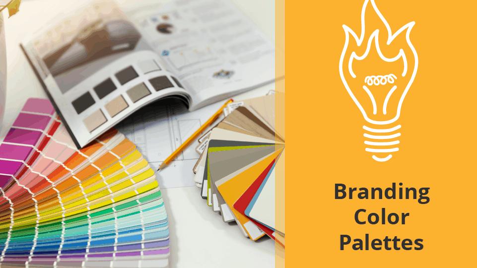 Branding Color Palettes