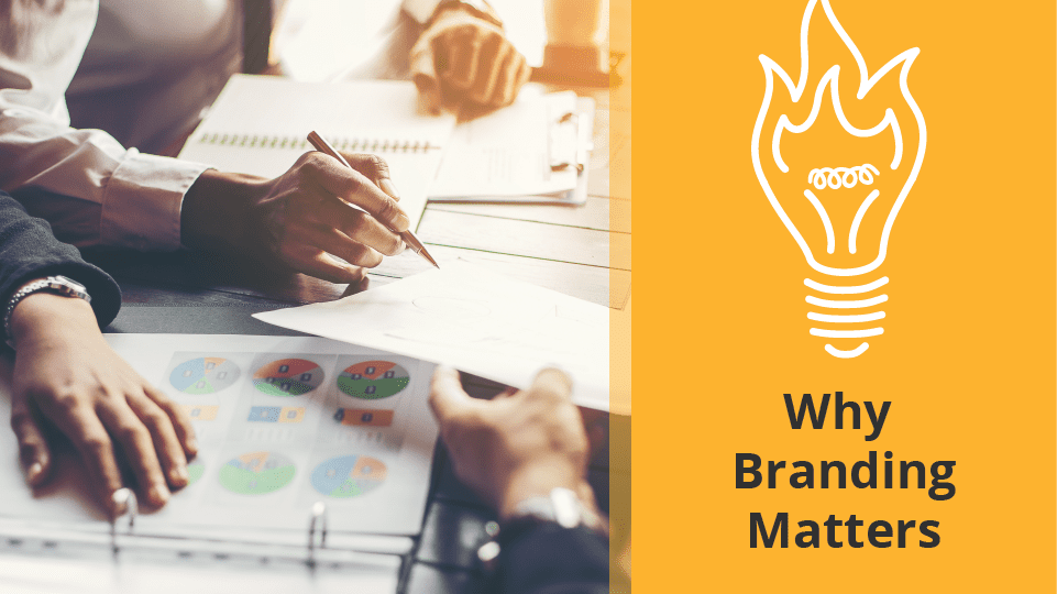 Why branding matters in pitch deck
