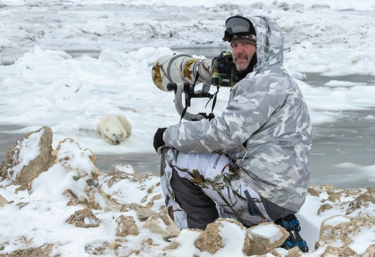 EP 33   Why You Need To Take Chances, Antarctica, Staying Current & More w. Photographer Dave Sandford