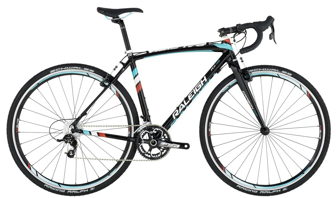 Raleigh Bicycles Unveils New 2014 Cyclocross Line: Raleigh