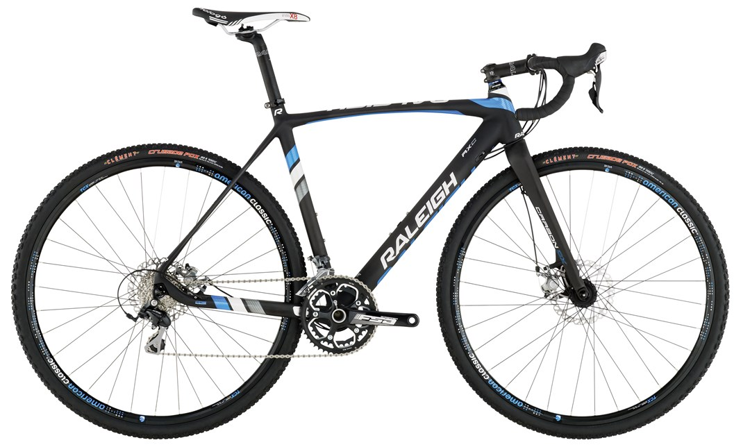 Raleigh Bicycles Unveils New 2014 Cyclocross Line