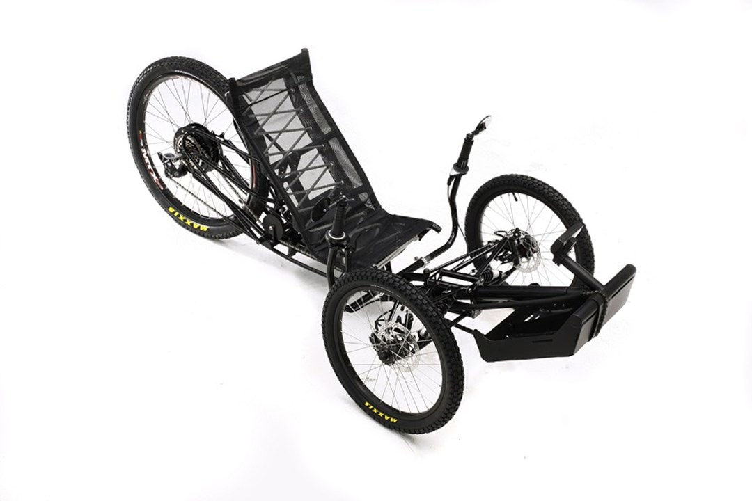Outrider USA Launches New Adaptive Use Electric Bike on