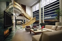 Sky Suites Aria Resort & Casino Earns Coveted Aaa Five