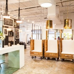The Chair Salon Houston Twin 1 2 Sleeper Blue Mambo Unveils A New Earthy Chic Vibe And