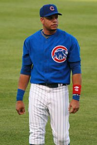 Aramis Ramirez was replaced on the roster with Kris Bryant (Wikipedia)