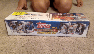 I bought this box from Wowzzer.com, which is a great source for baseball cards