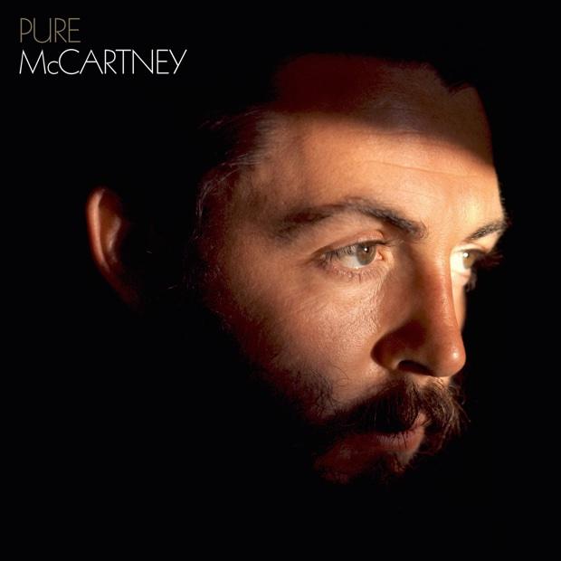 A Photograph Of James Paul McCartneys William Shephard Campbells Upcoming Album