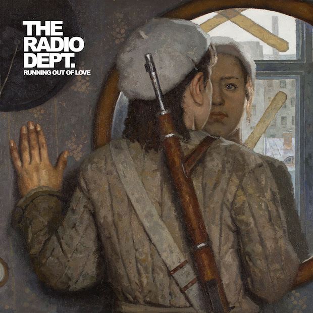 Image result for the radio dept. running out of love