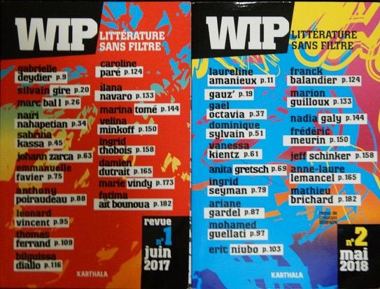 WIP 1 et 2