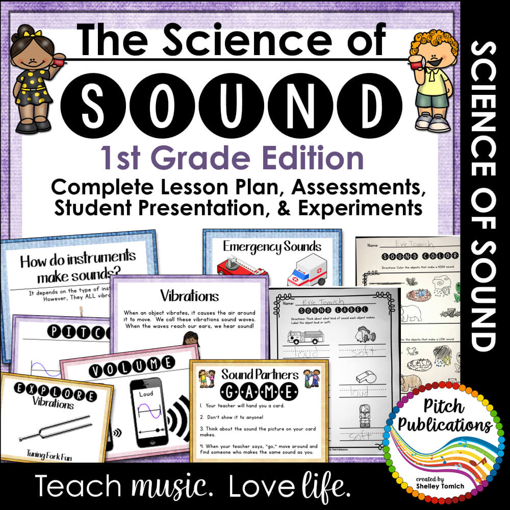 hight resolution of Science of Sound Unit 1st: Lesson Plans