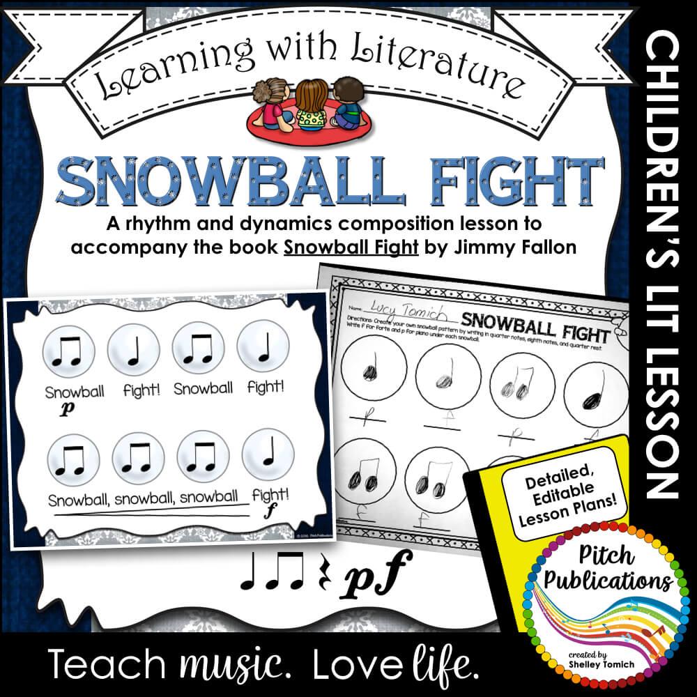 hight resolution of K/1 Music Lesson with Children's Literature - Rhythm Dynamics