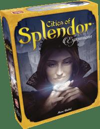 Cities of Splendor