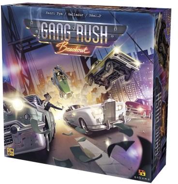 Gang Rush: Breakout