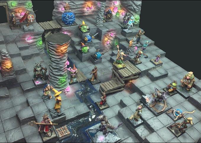 Endless Fantasy Tactics (On the Lamb Games)