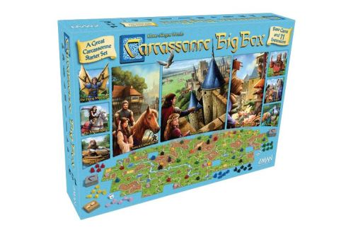 Carcassone: The big box