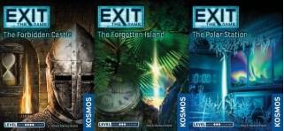 EXIT: The Game ekspanzije