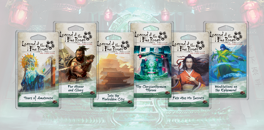 Legend of the Five Rings: Imperial Cycle