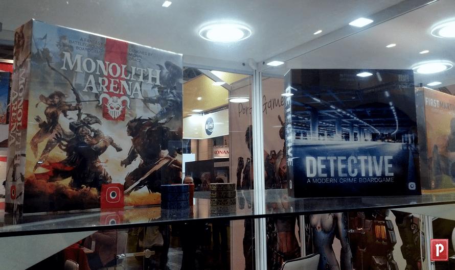 Novi naslovi Portal Games za 2018. godinu: Monolith Arena i Detective